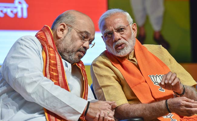 2019 National Elections 'Won't Be An Ordinary One', Says Amit Shah