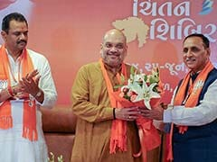 What Amit Shah Told BJP Workers In Gujarat Ahead Of 2019