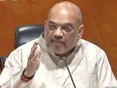 """Congress Was Single-Largest But..."": Amit Shah On Goa, Manipur"