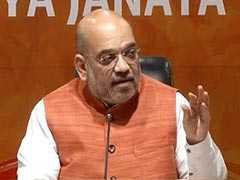 मोदी सरकार के चार साल : कांग्रेस बोली- मोदी ने पीएम पद की गरिमा गिराई, तो अमित शाह बोले- आपके समय पाताल तक गिरी थी