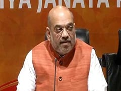 Are <i>Achhe Din</i> Here, Amit Shah Was Asked On 4 Years Of BJP Rule. His Reply