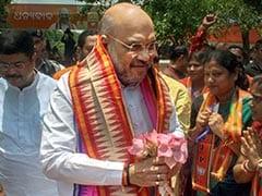 BJP Will Sweep 2019 Odisha Polls: Amit Shah