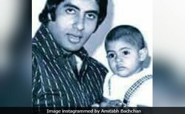 Seen Amitabh Bachchan's Adorable Post For Daughter Shweta Nanda Yet?