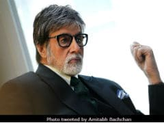 Amitabh Bachchan 'Finally Away' From Prosthetics 'Torture'. Thanks To <I>Badla</I>