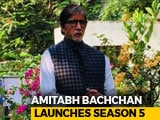 Video: NDTV-Dettol Banega Swachh India Launches Season 5