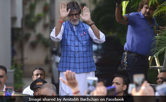 Brahmastra Actor Amitabh Bachchan Says Prosthetics Make-Up Trial Is 'Torture'