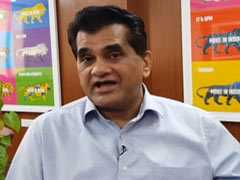 "All Apps Released In India Must Ensure ""Data Integrity"": NITI Aayog Chief"