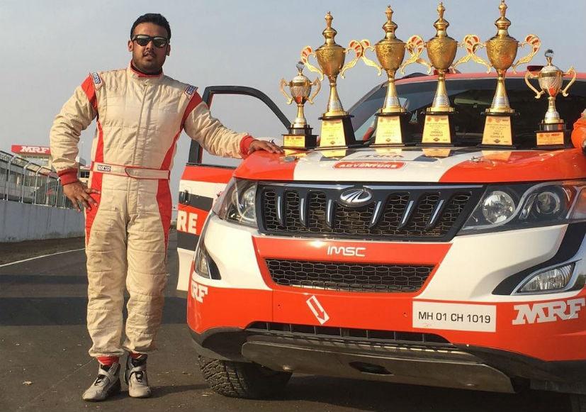 Amittrajit will participate in Round 3 of ERC 2018, scheduled between June 1-3
