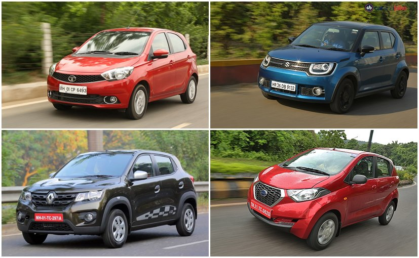 Automatic Cars In India Under Rs 6 Lakh Ndtv Carandbike