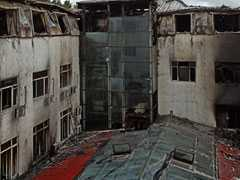18 Killed As Fire Breaks Out At Hotel In China's Harbin: Reports
