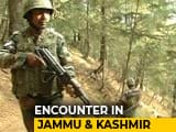 Video : Encounter In Jammu And Kashmir's Anantnag, At Least 2 Terrorists Trapped