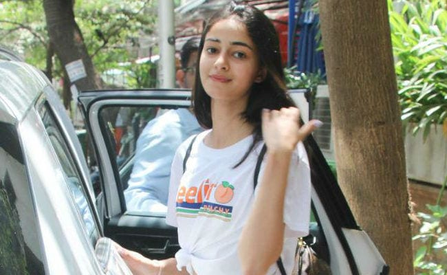 How Student Of The Year 2's Ananya Panday Escaped Unhurt From Accident On The Sets