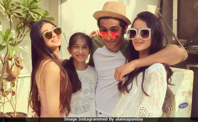 Sugar, Spice And Everything Nice From Ananya Panday And Family's Sunday Brunch