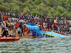 12 Bodies Recovered After Boat Capsizes In Andhra Pradesh's Godavari River