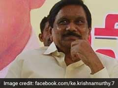 """""""Ready To Hang Myself,"""" Says Andhra Deputy Chief Minister On TDP-Congress Alliance"""