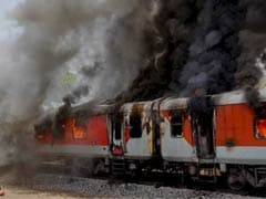 Fire On 2 Coaches Of Andhra Pradesh Express, Narrow Escape For Passengers