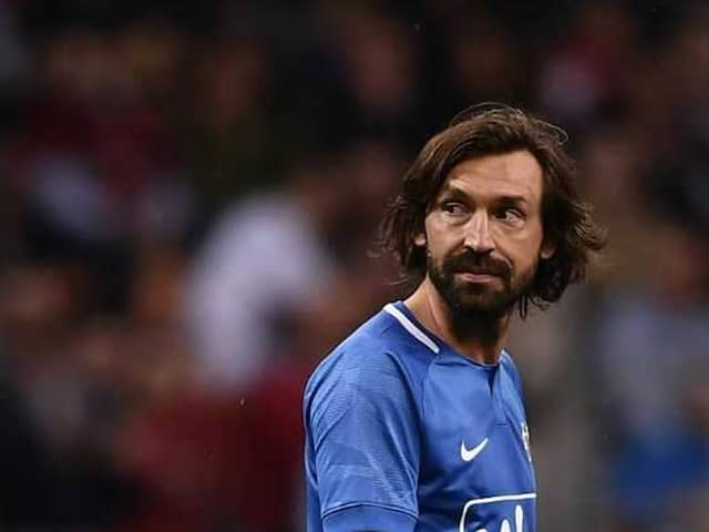 Star-Studded Farewell For Italy Legend Andrea Pirlo