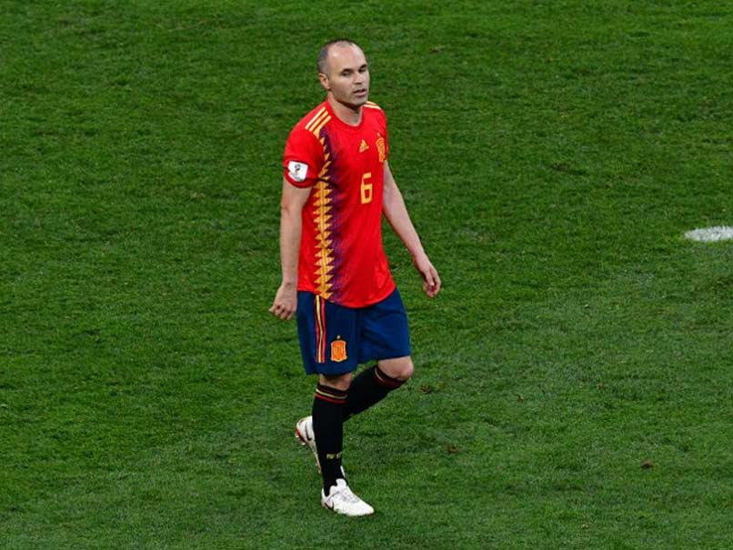 World Cup 2018: Thats Life Says Andres Iniesta After Spain Farewell Ends In Defeat