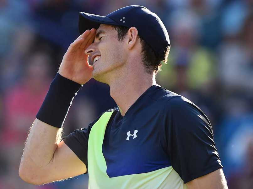 Emotional Andy Murray Opts Out Of Glasgow Davis Cup Date
