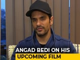 Video : <i>Sanju</i> Is A Huge Hit, Hope As Many People Come To Watch <i>Soorma</i>: Angad Bedi