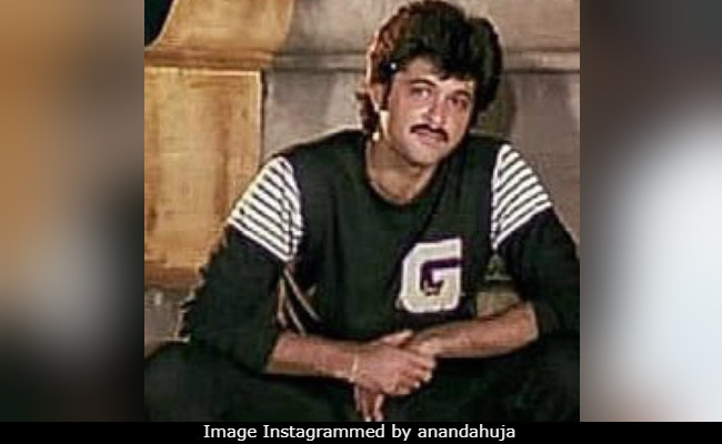 Anand Ahuja Instagrams Anil Kapoor's Throwback Pic. Sonam Kapoor's Father Says...