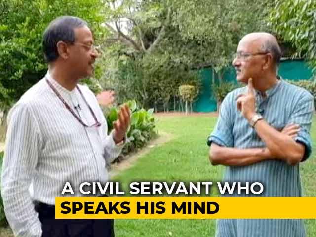 Video : Walk The Talk With Bureaucrat Anil Swarup