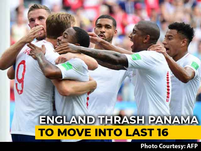 Video : FIFA World Cup 2018: England Thrash Panama; Japan Hold Senegal 2-2