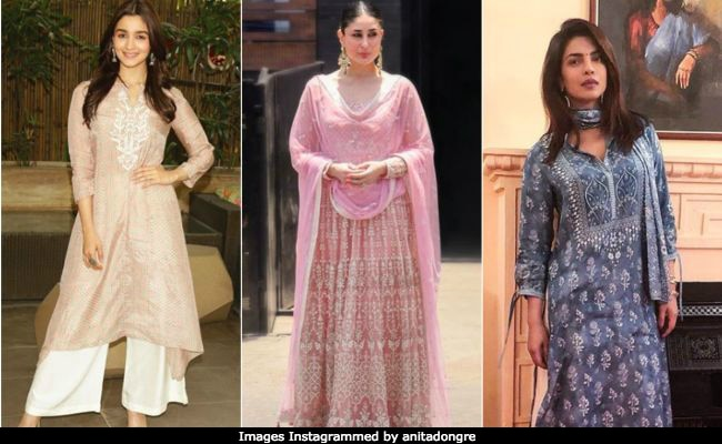 These Celebs Are Making Us Fall In Love With Anita Dongre's