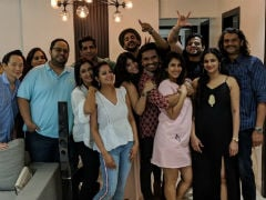 <i>Naagin 3</i> Actress Anita Hassanandani Hosts Housewarming Party For Karan Patel, Ekta Kapoor And Others. See Pics