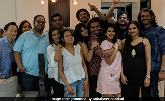 Naagin 3 Actress Anita Hassanandani Hosts Housewarming Party For Karan Patel, Ekta Kapoor And Others. See Pics