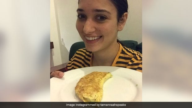 Tamannaah Bhatia's Preferred On-Set Meal Is A Healthier Version Of Dosa From Andhra Pradesh!