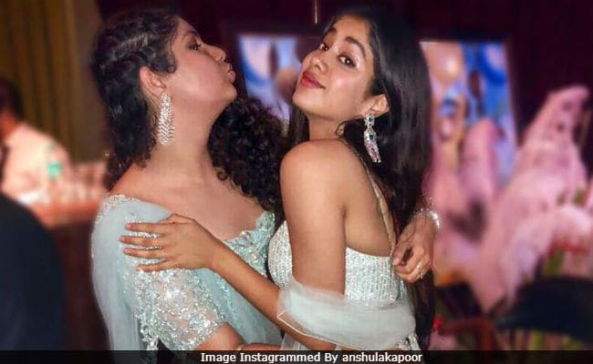 Janhvi Kapoor's Dhadak: 'Cannot Be More Proud,' Sister Anshula Posts