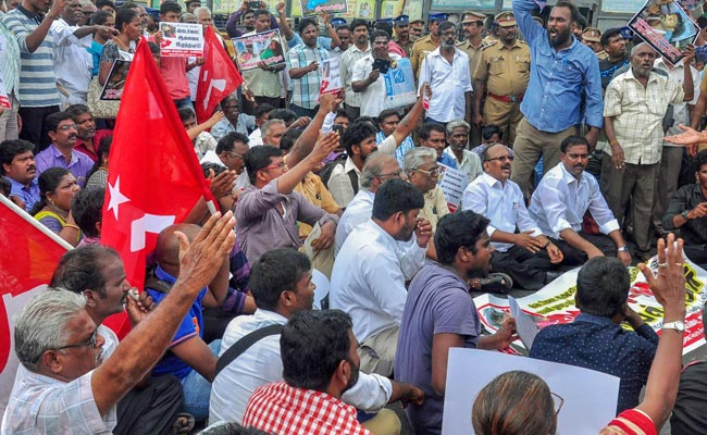 Anti-Sterlite Protests Updates: Internet Services To Be Suspended In Tuticorin, Adjoining Districts From Tonight
