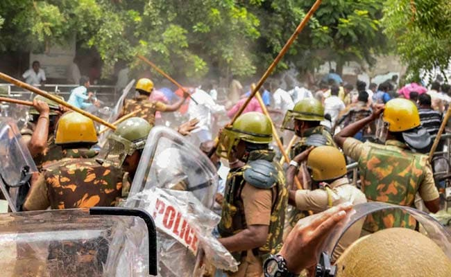 Sterlite Protesters Shot In Head, Chest - Many From Back, Says Report