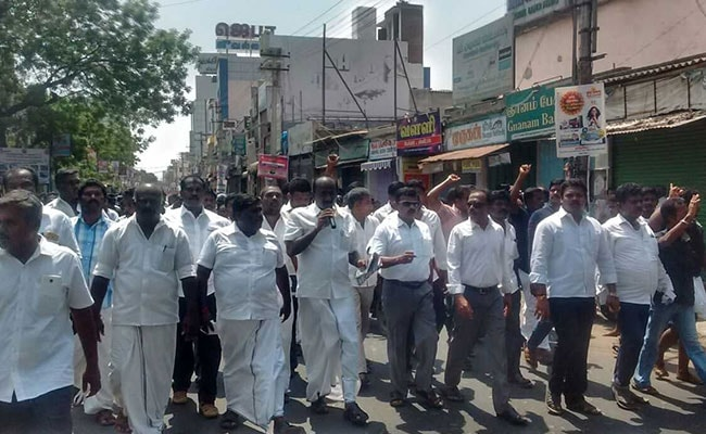 Protest Demanding Closure Of Sterlite Plant Turns Violent In Tamil Nadu, 20 Injured