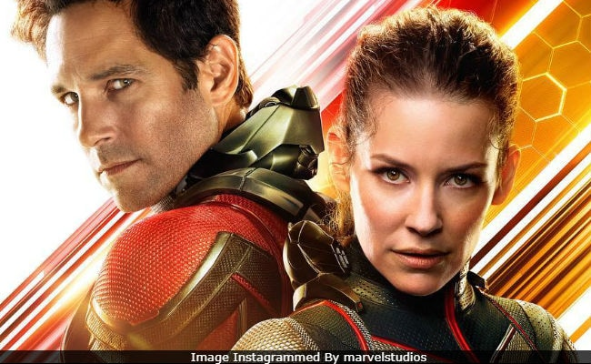 Superhero suit complaints? Try wearing heels, Evangeline Lilly tells male co-stars