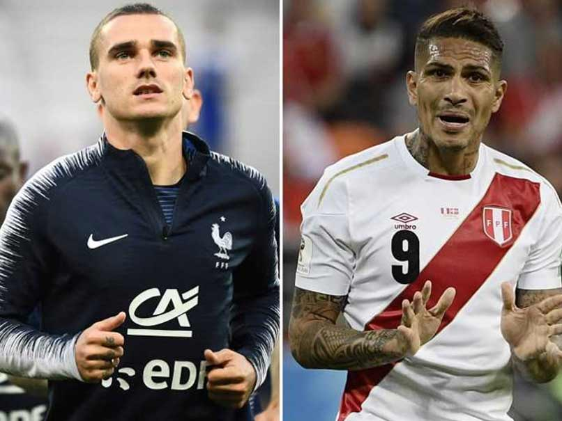 FIFA World Cup 2018, France vs Peru: When And Where To Watch