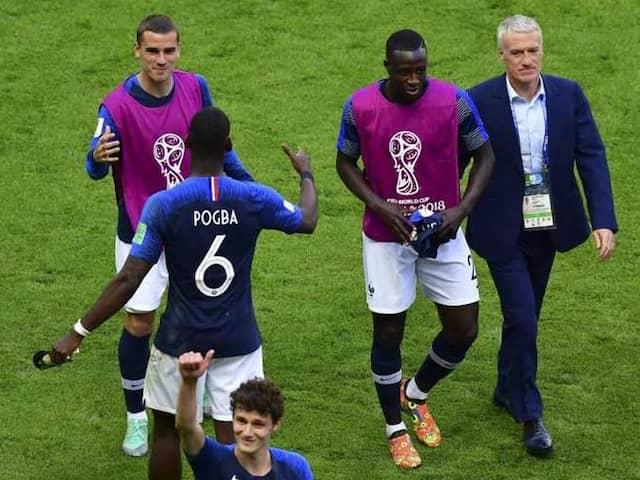 World Cup 2018: Antoine Griezmann Hits Historic VAR Penalty As France Squeeze Past Australia