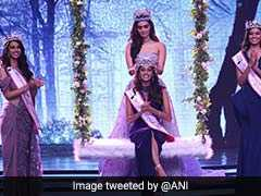 Anukreethy Vas From Tamil Nadu Crowned Femina Miss India 2018