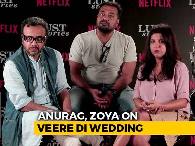 Anurag Kashyap, Zoya Akhtar Defend Swara Bhasker's Controversial Veere Scene