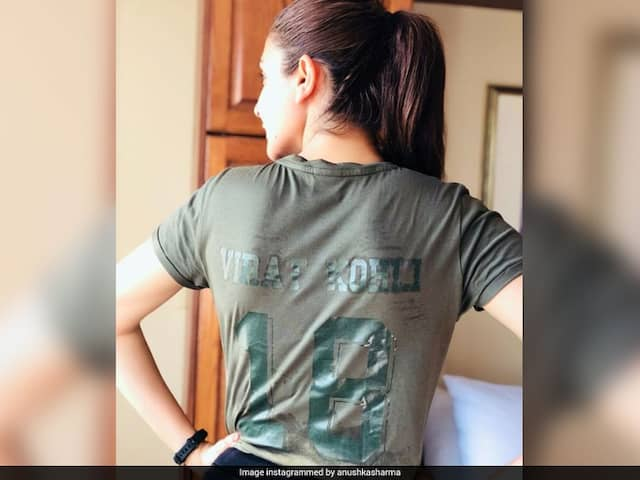 IPL 2018: Virat Kohli Receives Special Message From Wife Anushka Sharma