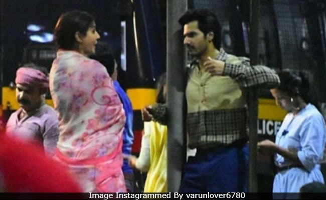 Anushka Sharma And Varun Dhawan Are Back To Sui Dhaaga Duties. See Trending Pics