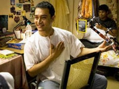 <I>Thugs Of Hindostan</i>: When Aamir Khan Is Nervous, He Takes <I>3 Idiots</i>' Rancho's Advice