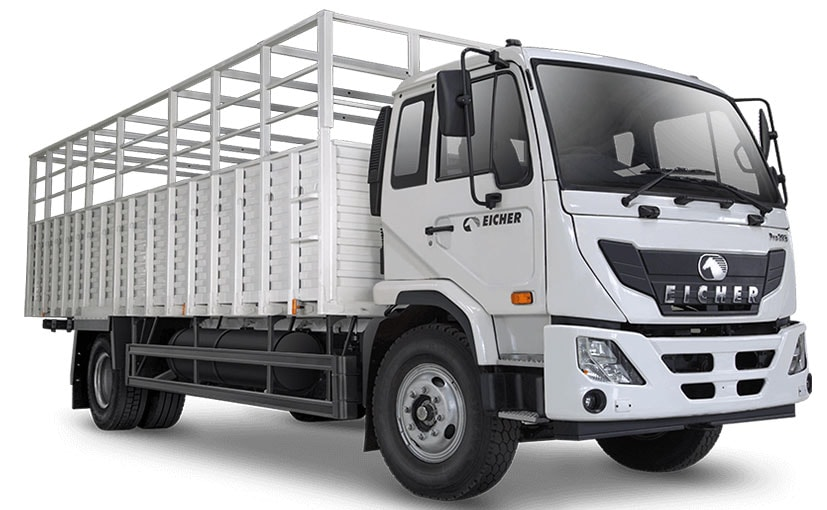 Eicher Trucks And Buses Bags Order For 350 Heavy Duty Trucks From Bangladesh