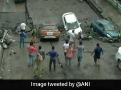 1 Dead, 24 Injured In Majerhat Bridge Collapse, Traffic, Trains Hit: Highlights