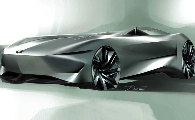 Infiniti teases Prototype 10 concept ahead of Pebble Beach reveal
