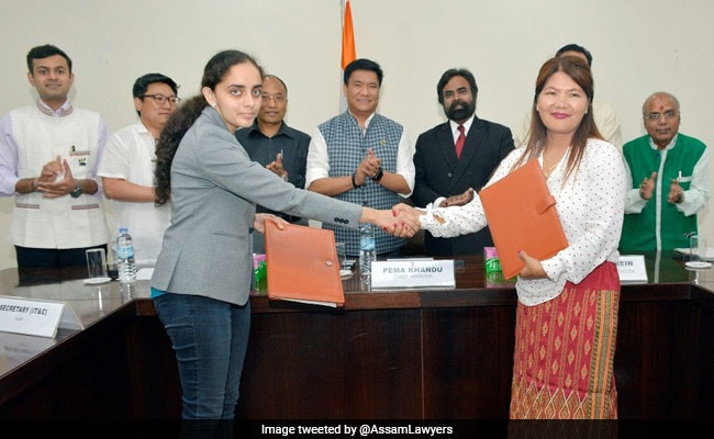 Arunachal Pradesh Inks Deal To Facilitate Development Of Villages