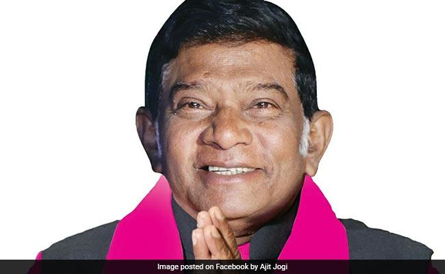 I Am Not B Team Of Chhattisgarh Chief Minister Raman Singh: Ajit Jogi