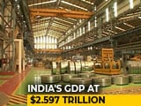 Video : India Is World's Sixth-Largest Economy, Beats France