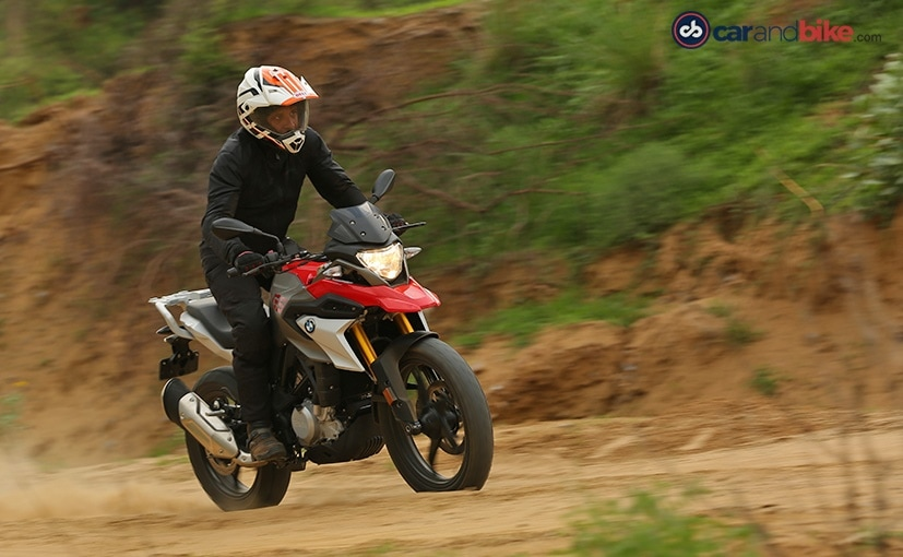 The BMW G 310 GS is the smallest member of BMW's GS family